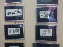 Exposition Le Mai du Petit Format, mai 2015