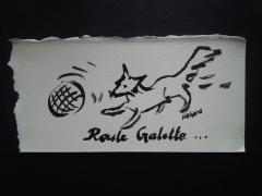 Roule Galette, M-A Garo, 2015