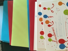 cartons d'invitation anniversaire