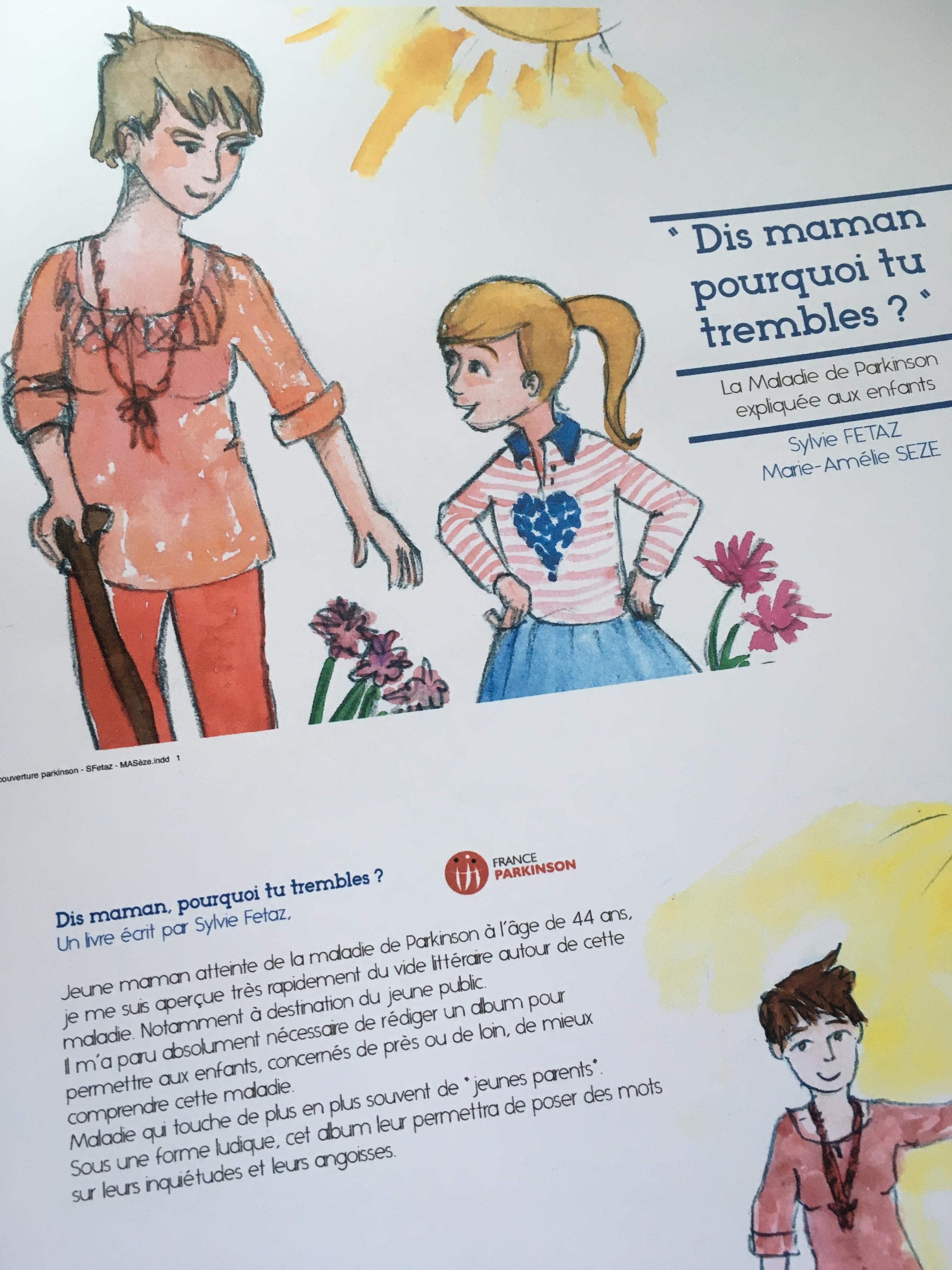 illustration et maquette de livre